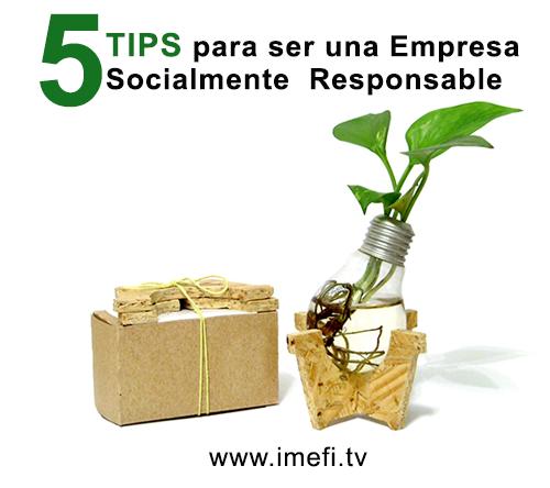 imefi tv - empresa socialmente responsable