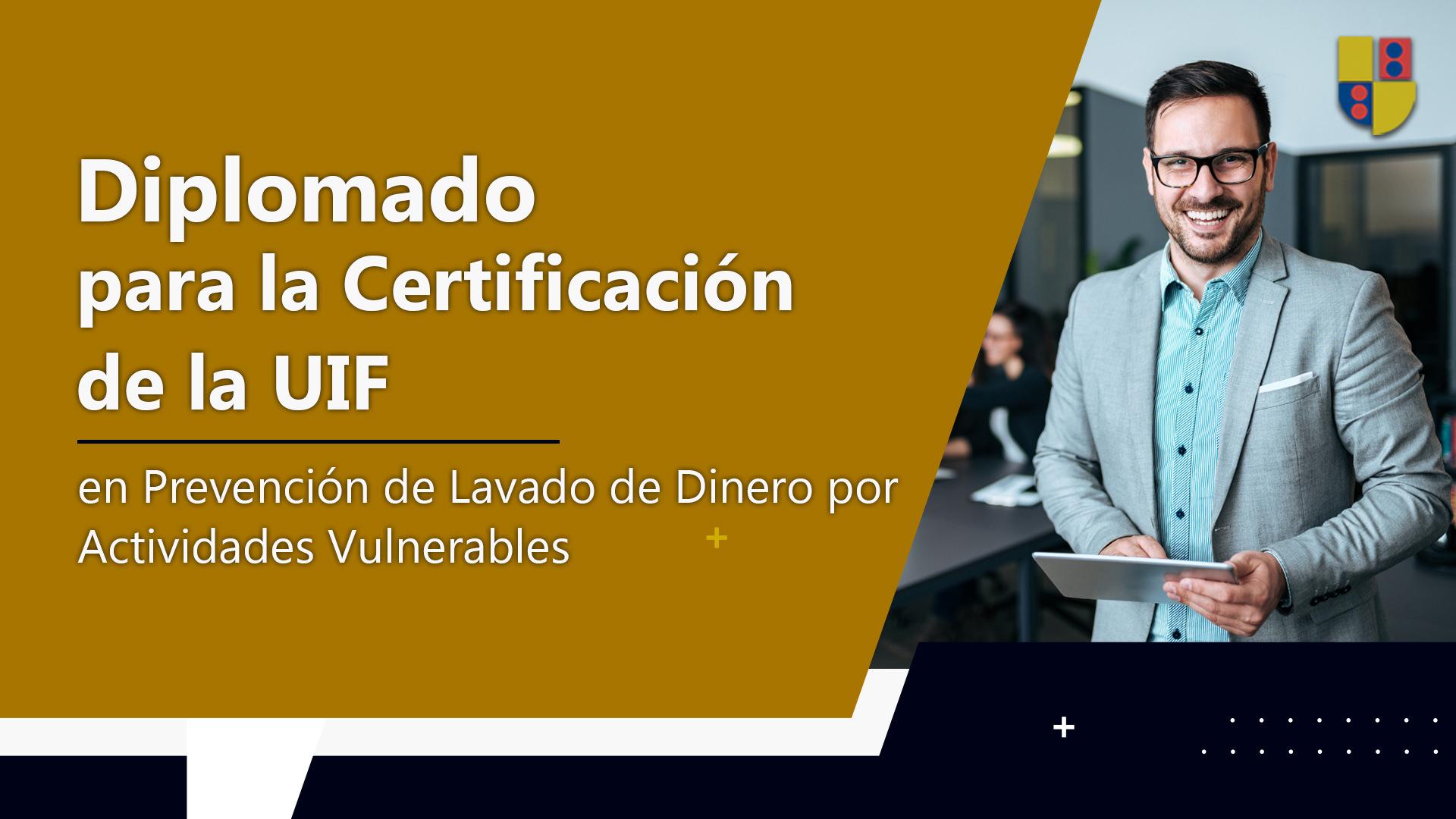 Certificación UIF