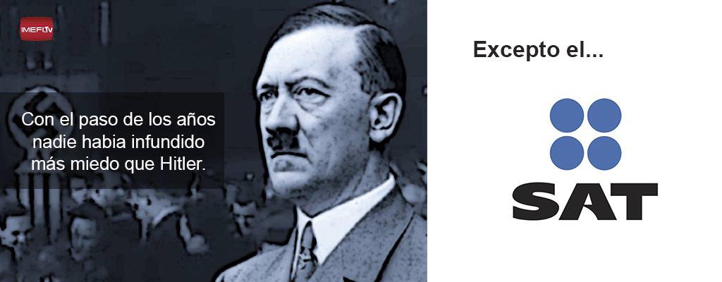 miedo al sat impuestos