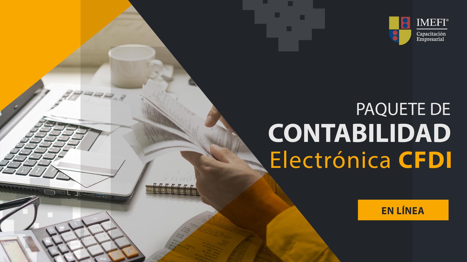 paquete contabilidad electronica